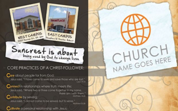 Give your church bulletin a facelift United Methodist Communications – Church Bulletin Template