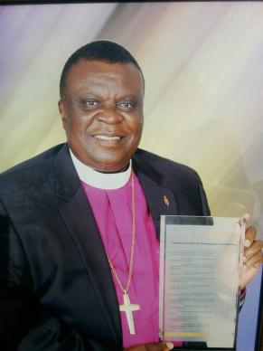 Bishop Nkulu Ntanda Ntambo
