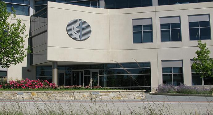 The Wespath Benefits and Investments building in Glenview, Ill. Photo courtesy of Wespath.