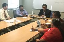 A newly formed Committee for Native American Concerns convened in Atlanta. Photo courtesy United Methodist Global Ministries.