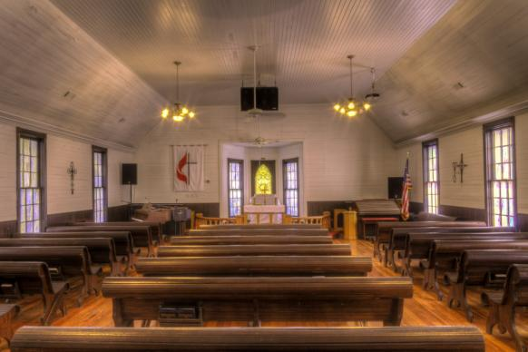 Finding friends for old country churches – The United ...