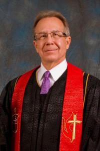 Bishop Gary Mueller of the Arkansas Conference. Photo by Patrick W. Shownes.