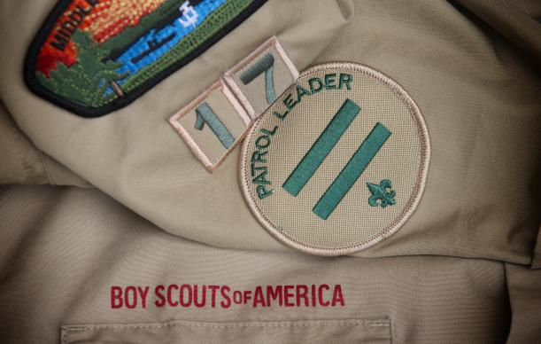 The executive board of Boy Scouts of America has ended its ban on gay leaders. But religiously affiliated units still can maintain their own prohibitions. Photo illustration by Mike DuBose, UMNS