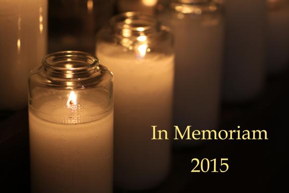 United Methodists this past year mourned the passing of bishops, scholars and a former U.S. Speaker of the House. Photo illustration by Kathleen Barry, United Methodist Communications