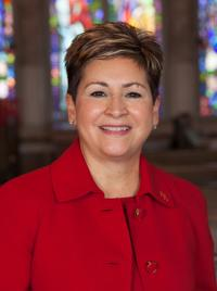 Bishop Cynthia Fierro Harvey. Photo by Troy Kleinpeter