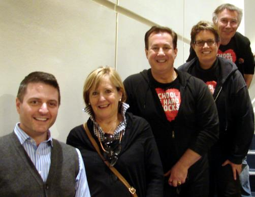 Jonathan Palant, music minister at Kessler Park United Methodist Church, recruited opera star Frederica von  Stade to sing in the U.S. premier of
