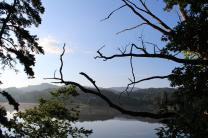 Photo shows Lake Junaluska in North Carolina. Photo by Kay Panovec, United Methodist Communications.