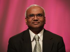 Moses Kumar, top executive of the General Council on Finance and Administration. 2012 file photo by Ronny Perry, UMNS