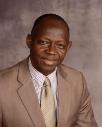 Sierra Leone Area Bishop John K. Yambasu. Photo courtesy of the Council of Bishops