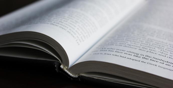 United Methodists affirm the usefulness of a number of translations and versions of the Bible as being helpful for study, teaching, memorization and other purposes. Photo by Kathryn Price, United Methodist Communications
