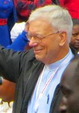 The Rev. A. Mark Conard, photo courtesy of Great Plains Conference