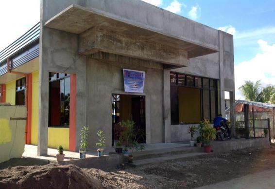 Light and Life Community United Methodist Church was rebuilt after being destroyed by Typhoon Haiyan in 2013. Light and Life Community United Methodist Church was rebuilt after being destroyed by Typhoon Haiyan in 2013. Photo courtesy of Bishop Ciriaco Francisco.