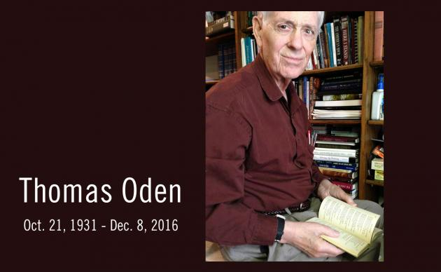 The Rev. Thomas C. Oden, longtime professor at Drew University Theological School, shifted in midlife to a focus on early Christian teachings. The United Methodist scholar, who died Dec. 8, wrote and edited many books, and became a hero to conservative evangelicals.