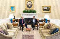 President Barack Obama and President-elect Donald Trump met recently at the White House. Official White House Photo by Pete Souza.