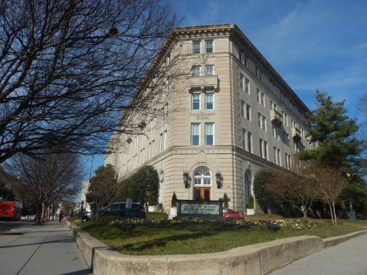 The United Methodist Building is the only non-government building on Capitol Hill in Washington. The historic building houses the offices of the General Board of Church & Society and other organizations. The address is 100 Maryland Ave., N.E., Washington, DC 20002.