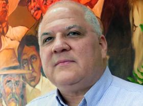 "Abel Vega, director of outreach vitality for the United Methodist Rio Texas Conference, says a ""more pronounced"" approach to immigration enforcement is being felt in San Antonio, Texas. Photo by Sam Hodges, UMNS."