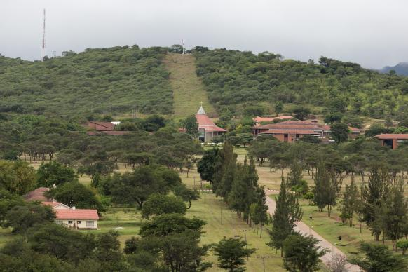 Classes were being held as usual on Nov. 15 at The United Methodist Church's Africa University in Mutare, Zimbabwe. The military took control of the capitol city of Harare and arrested President Robert Mugabe and his wife.