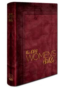 he CEB Women's Bible is the latest specialty edition of the Common English Bible, which is sold and distributed by Abingdon Press, part of United Methodist Publishing House. Image courtesy Abingdon Press. ​