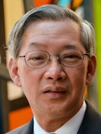 The Rev. Kah-Jin Jeffrey Kuan, president of Claremont School of Theology.