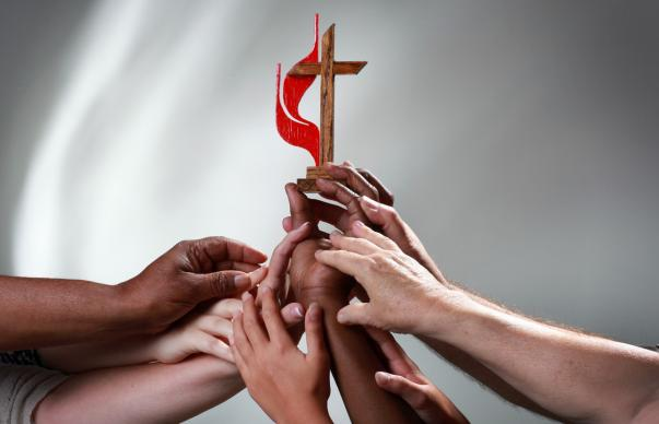 The Commission on a Way Forward sees hope for unity in The United Methodist Church. Photo illustration by Kathleen Barry, United Methodist Communications