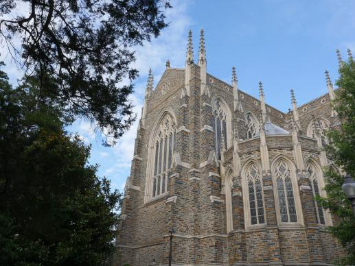 Duke Divinity School is one of the 13 United Methodist approved seminaries.