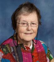 The Rev. Jeanne Audrey Powers