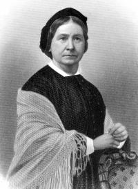 Phoebe Palmer, 19th century church leader, courtesy of United Methodist Commission on Archives and History