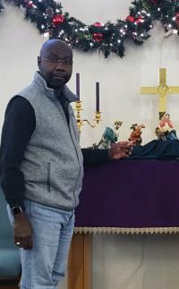 Wilmot Collins has been in the news as a Liberian refugee who won election as mayor of Helena, Montana. He describes Helena's Covenant United Methodist Church as