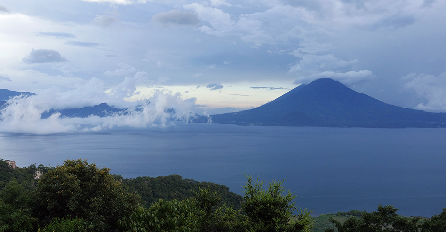 A view of Guatemala. Photo by Kathy Gilbert, UMNS.