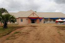 The newly commissioned Jalingo United Methodist Hospital in Jalingo, Nigeria, is one of the best-equipped private hospitals in the region. The 30-bed facility, which opened to the public last month, is expected to treat more than 10,000 people annually. Photo by Sharon Adamu Bambuka, UMNS.