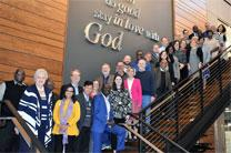 The Commission on a Way Forward convened Oct. 30-Nov. 1 at the United Methodist Publishing House in Nashville, Tenn. The commission is still working on possibilities for the denomination's future. Photo by the Rev. Maidstone Mulenga