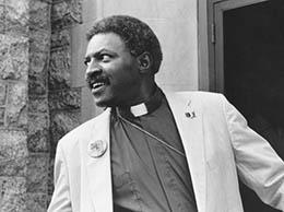 United Methodist Bishop Woodie W. White