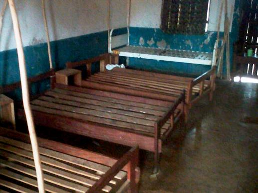 Mai-Mai rebels looted two United Methodist health centers in the Kibombo and Kasongo districts in Samba, Democratic Republic of Congo, in January. Nurses at the centers said the rebels took 26 mattresses, eight batteries, four converters and four microscopes. Photo by Judith Osongo Yanga, UMNS.