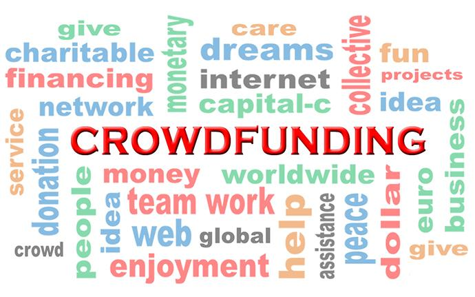 The General Council on Finance and Administration published a guide in 2017 for U.S. churches considering crowdfunding sites. Illustration by Dieter Scheppeit, courtesy of Pixabay; modified by UMNS.