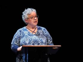 In a TED Talk-type presentation for the nonprofit Significant Matters Inc., Lynette Fields described how and why her church, St. Luke's United Methodist Church in Orlando, Florida, changed its approach to mission work.