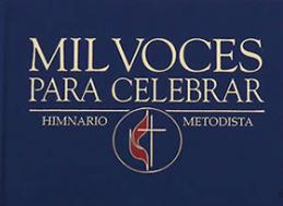 """Mil Voces Para Celebrar"" is a Spanish-language hymnal. Photo courtesy of Cokesbury."