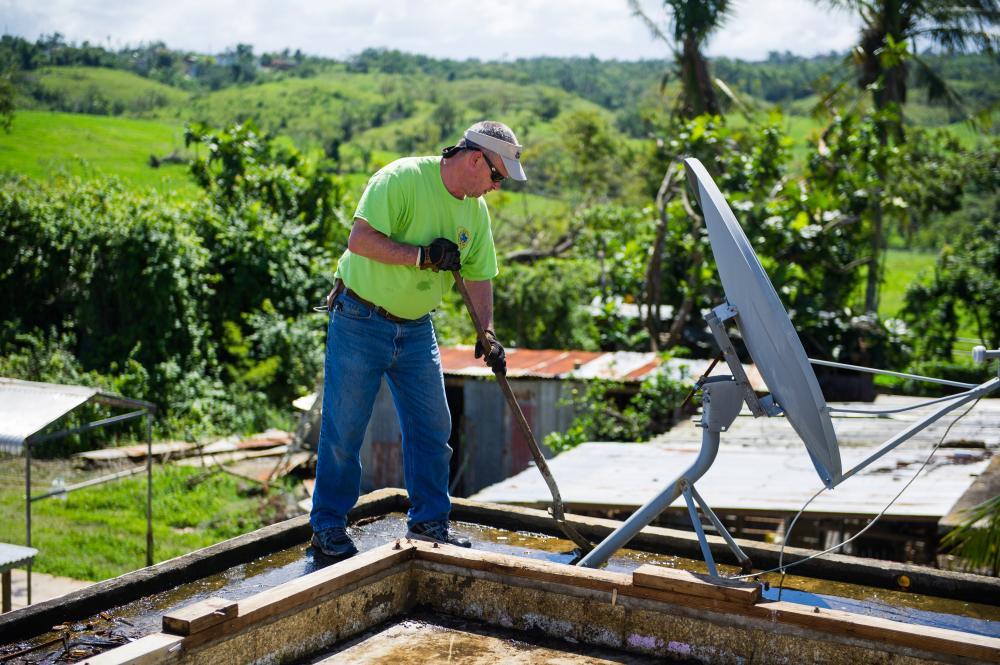 United Methodists help Puerto Rico rise