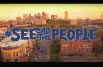 """See All the People"" is a video produced by Discipleship Ministries as part of a disciple-making initiative aimed at encouraging United Methodists to connect with people in their communities. Video image courtesy of Discipleship Ministries. Video image courtesy of Discipleship Ministries."