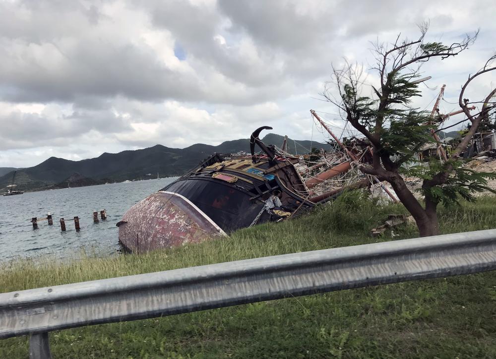Writing helps Irma survivors confront trauma