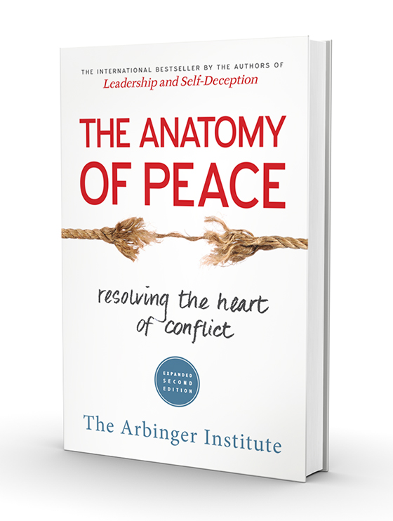 "In preparation for the special General Conference in 2019, United Methodists are using this Arbinger Institute book on conflict resolution. Art for ""The Anatomy of Peace"" courtesy of The Arbinger Institute."" data-cke-saved-src=""https://s3.amazonaws.com/Website_Properties/news-media/images-2018/the-anatomy-of-peace-book-cover-arbinger-institute-sidebar.jpg"" src=""https://s3.amazonaws.com/Website_Properties/news-media/images-2018/the-anatomy-of-peace-book-cover-arbinger-institute-sidebar.jpg"" style=""color: rgb(119, 119, 119); font-family: Arial, Helvetica, sans-serif; font-size: 14px; width: 280px; height: 371px;"