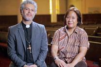 The Rev. Alex da Silva Souto and Karen G. Prudente are both New York Conference delegates to the special 2019 General Conference.
