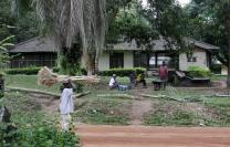 Ganta Hospital in Liberia