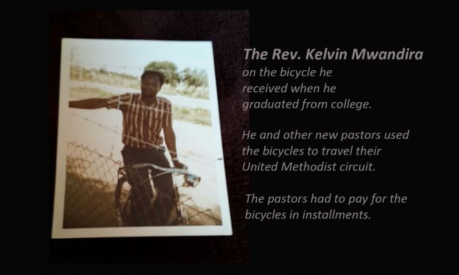 Rev. Kelvin Mwandira