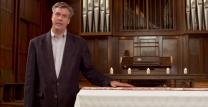 Chuck Knows Church talks about the symbolism and history behind the funeral pall.