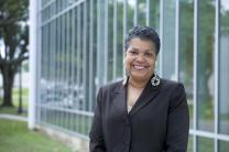 Dorothy Smith, dean of the college of general studies at Dillard University in New Orleans.