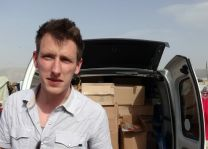 Abdul-Rahman Peter Kassig was executed by the Islamic State group, but his parents want people to remember his dedication to assisting Syrians suffering during the civil war. Photo courtesy of Kassig family.