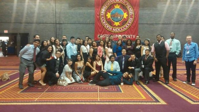 A 10th anniversary celebration of the Hispanic Youth Leadership Academy was held at Boston University School of Theology. The program has trained 980 youth and young adults in its first decade.