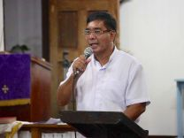 The Rev. David Cosmiano is a United Methodist district superintendent for Eastern Visayas in the Phi