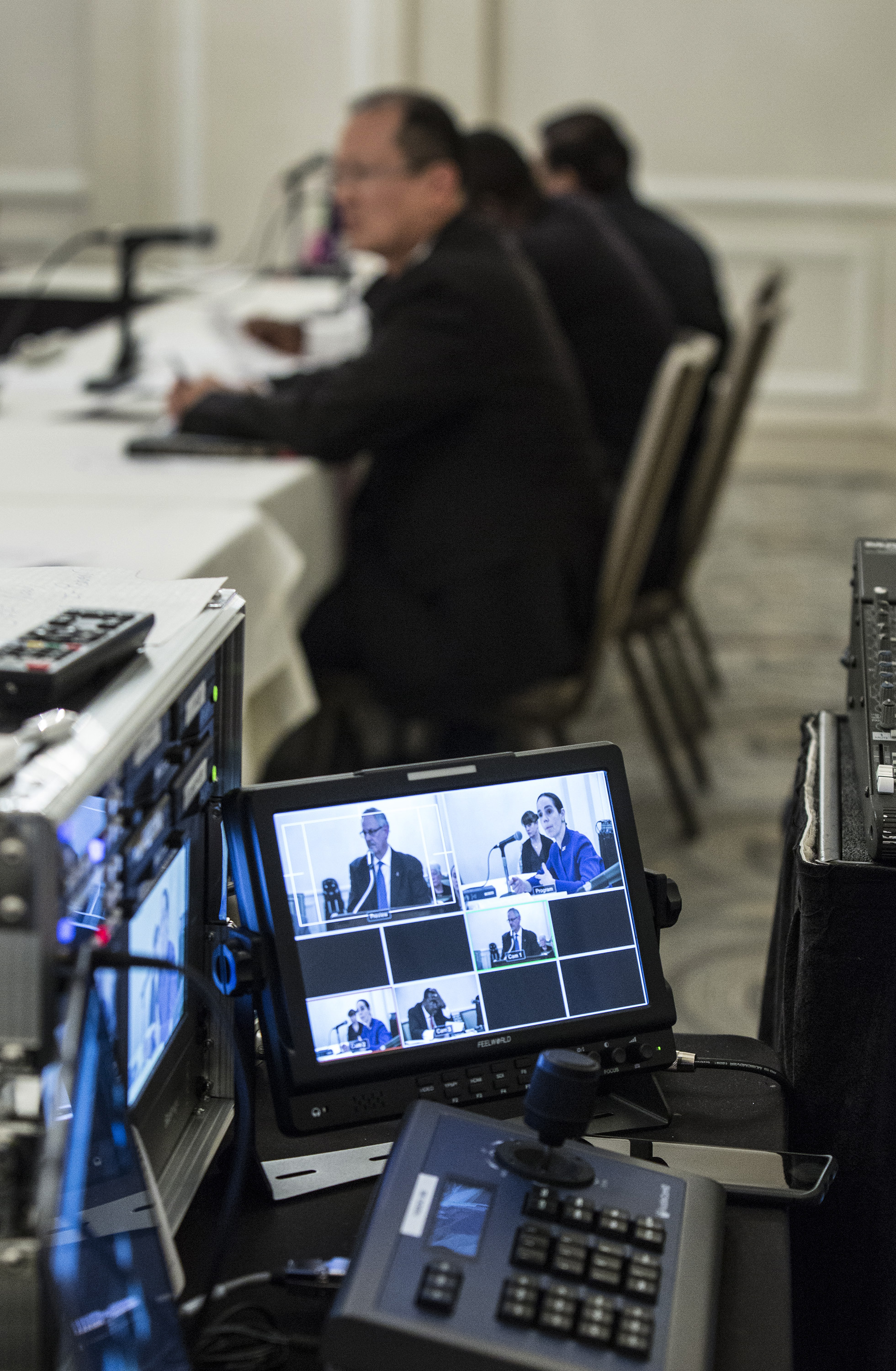 Judicial Council hearings to be accessible via livestream