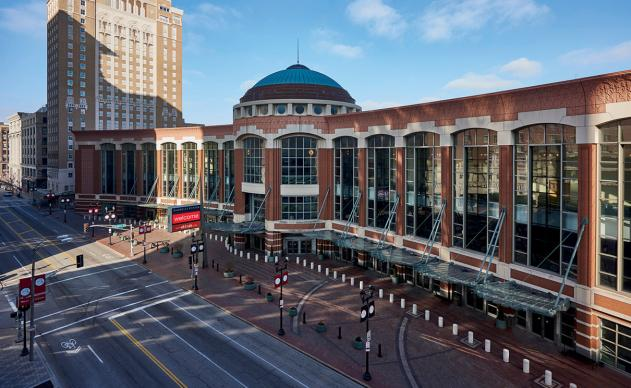 The Dome in St  Louis selected as venue for 2019 General